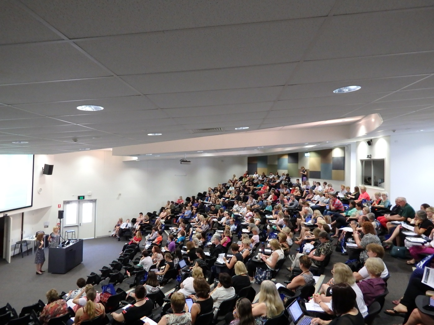 Keynote session 2014